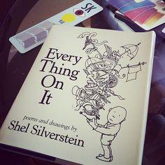 Every Thing On It #ShelSilverstein