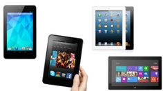 Best Tablets in 2015 To Buy Right Now: iPad Mini 2, Surface 3, Galaxy Tab S, iPad Air, Surface Pro 3, Nexus 7