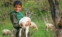 #Daily #Life in #Pakistan - A #Village #Boy .