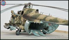 Mil Mi-8MT 1/72 Scale Model