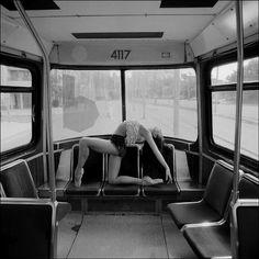 The Ballerina Project by photographer Dane Shitagi.