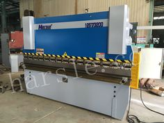 This is our WC67Y-125T/3200 hydraulic press bending machine with E21 controller system . It can bend 3-5 mm thickness and 3200 mm width metal sheet. We will export it to Malaysia . Esta es nuestra wc67y-125t / 3200 prensa hidraulica curvadora con E21 controlador del sistema. Se puede doblar 3 - 5 mm de espesor y 3.200 mm de ancho de hoja de metal. Vamos a exportar a Malasia. If you have the interest, please contact me. My mail :ivy@harsle.com  My skype :ivyzhang1991826  My…