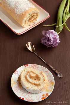 Wonderful all year long: Apple Roll-Up Cake