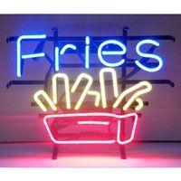 Fries Neon Sign