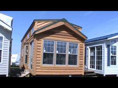2018 Log Cabin Park Model RV CBT39 3 Tiny House