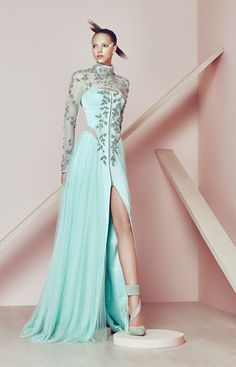 Basil Soda Spring/Summer 2015, Haute Couture Collection.
