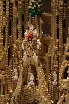 Sagrada Familia 055 by legorobo:waka, via Flickr