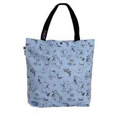 Reversible Tote Bag has Multiple uses, Light-Weight Strong, Durable for Everyday use Dr Seuss Horton Hears A Who Horton Hears A Who, Reversible Tote Bag, Uber, Tile, Reusable Tote Bags, Strong, Amazon, Accessories, Mosaics