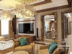 Kitchen Design in Dubai, Luxury Kitchen in a Contemporary Style, Photo 9