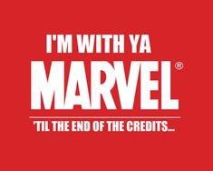 Marvel has singlehandedly made sure that no one ever leaves any movie ever before the credits are over.