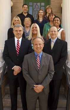 The legal team at The Law Office of Roger A. Riedmiller.   www.lawyerontheline.com