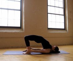5 Yoga poses for prettier posture... I've been slouching too much