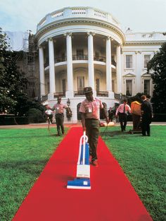 SEBO at the White House
