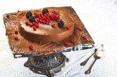 Τούρτα σοκολάτας της τελευταίας στιγμής New Recipes, Sweet Recipes, Recipies, Food Categories, Tiramisu, Sugar, Eat, Ethnic Recipes, Desserts