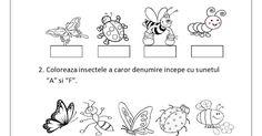 Un blog ce cuprinde planse de colorat si fise de lucru pentru copii. Acest blog vine ca un ajutor in intampinarea cadrelor didactice. Kids Math Worksheets, Math For Kids, Blog, Home Decor, Insects, Decoration Home, Room Decor, Blogging, Home Interior Design