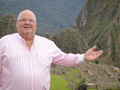 Michel SALAUN en voyage au Machu Picchu