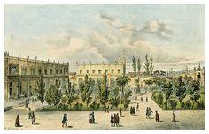 Vintage Cuba, University Of Miami, Geography, Taj Mahal, Louvre, Explore, History, Building, Places