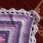 Blog, Blanket, Log Projects, Crochet Motif, Crochet Blankets, Bedspreads, Valance Tutorial, Crochet Blanket Border, Blogging