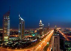 Siemens baut Stromversorgungsnetz in Dubai aus - das ist Vortschritt!