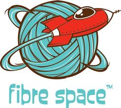 fibre space-what a great name. We went there today, ♥♥♥ this place. Cute, comfy and super friendly ladies. They were so nice. If we lived nearby, I would probably live there just so I could have a cool place to create things!