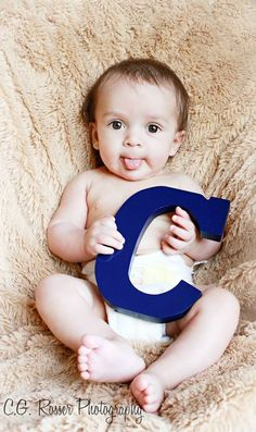 Baby boy photography, 5 months, C.G. Rosser Photography