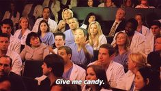Grey's Anatomy - Give me Candy!
