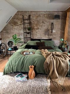 home decor ideas detail are offered on our site.- home decor ideas detail are offered on our site. Have a look and you wont be sor… home decor ideas detail are offered on our site. Have a look and you wont be sorry you did. Dream Rooms, Dream Bedroom, Master Bedroom, Girls Bedroom, Master Suite, Brick Bedroom, Royal Bedroom, Single Bedroom, Bedroom Ceiling