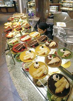 Best Buffet: The Buffet at Hard Rock Hotel & Casino Tulsa