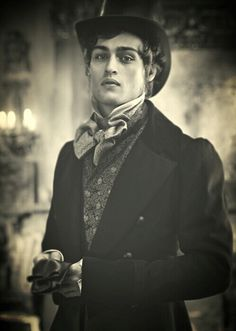 Handsome Victorian men  --This definitely isn't legit but he is hot ngl