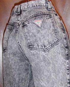 acid wash jeans nostalgia