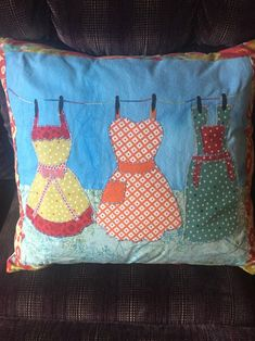 aprons on a clothes line - Google Search Modern Aprons, Clothes Line, Google Search