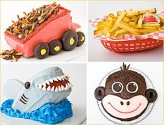 Absolutely Amazing DIY Birthday Cakes! 31 simple diy cakes that look great!