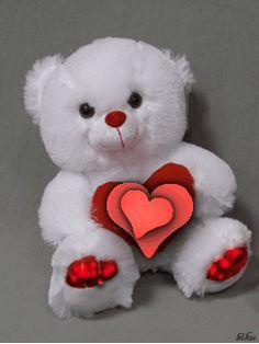 1 million+ Stunning Free Images to Use Anywhere Love Heart Gif, Love You Gif, Cute Love Gif, Teddy Bear Cartoon, Cute Teddy Bears, Bear Wallpaper, Love Wallpaper, Coeur Gif, I Love You Husband