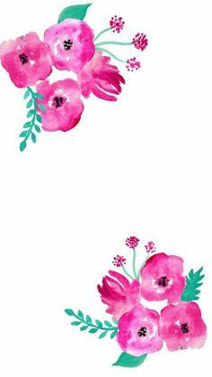 Flores | Flowers | Wallpaper | Fondo