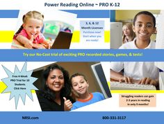 Carbo reading has been around for decades!  Everything old is new again if you've never tried it!  Dr. Marie Carbo developed Power Reading Online to help struggling readers become powerful readers!  And it works! Sign up for your free trial of PRO today!  Let's get them all reading! :)