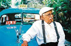 Pio Leiva (May 5, 1917 - March 23, 2006) Cuban singer and bandleader (Buena Vista Social Club).