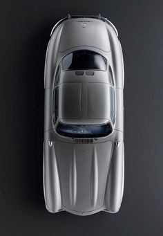 I love back when everything curvy was sexy...    Mercedes Benz 300SL