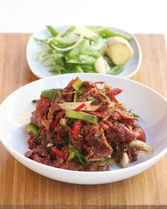 Quick and Easy Paleo Bulgogi (Korean Marinated Beef) | The Nourished CavemanThe Nourished Caveman