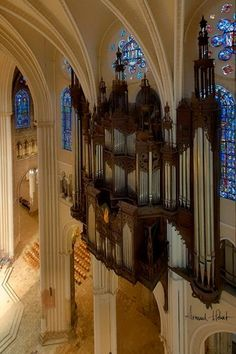 Chartres Cathedrale Notre Dame  http://orgues.chartres.free.fr/