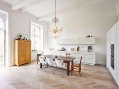 Replace Squeaky Flooring - ELLEDecor.com