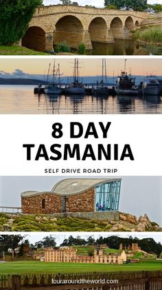 The best 8 day Tasmania self drive road trip. Travel from Hobart to Launceston itinerary or in reverse. Find out where to stay in Tasmania, attractions and more. Check out ideas for longer and shorter Tasmania itineraries also. #tasmaniaselfdrive #tasmaniaroadtrip #australia #roadtrips