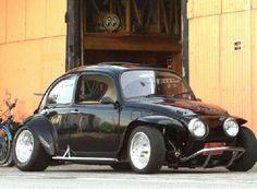 75BAJA 黒 #VWBajaBug Volkswagen Beetle Vintage, Volkswagon Van, Vw Baja Bug, Sand Rail, Beach Buggy, Vw Cars, Sweet Cars, Vw Beetles, Cool Cars