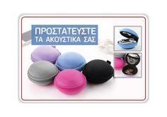 Θήκη Ακουστικών Hands Free Bluetooth, Mini
