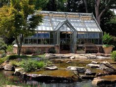 Hartley Botanic Green and Glasshouse Gallery