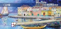 Exposição de Pintura de José Guilherme, em representação do GART – Grupo de Artistas e Amigos da Arte  patente na Galeria de Exposições da Biblioteca Municipal de Vila Franca de Xira, a partir das 18h de dia 6 de setembro e até dia 13 de outubro de 2012