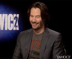 Keanu Reeves habló de The Matrix 4 y todos los fans de la saga enloquecieron
