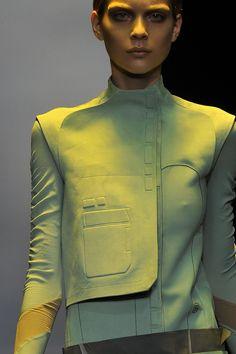 Future Girl, Futuristic Style  http://www.creativeboysclub.com/