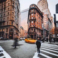 New York NY by nycityworld #NYC #travel
