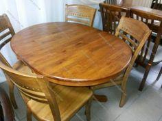 Стол обеденный деревянный EXT 3242 FAV
