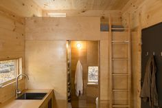 Getaway: Tiny Houses in the Woods You Can Rent - Design Milk